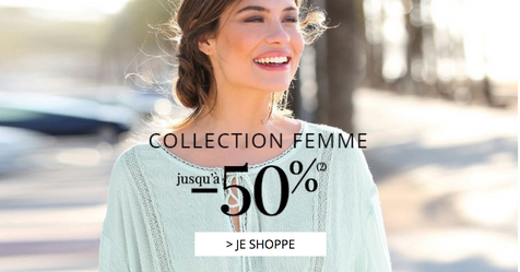 Catalogue 3 Suisse Collection Femme jusqu'à -50%
