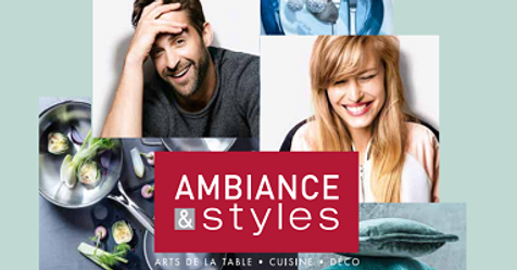 Catalogue Ambiance et Style A chacun ses bons moments
