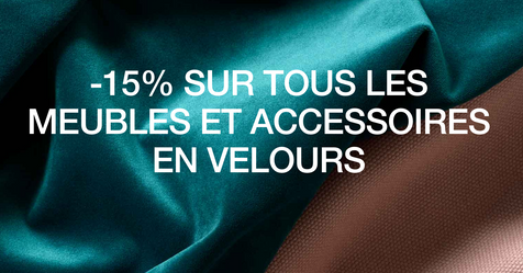 Catalogue BoConcept -15% sur le velour