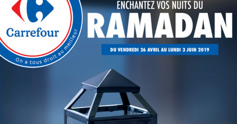 Catalogue Carrefour RAMADAN