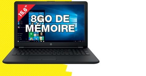 Conforama Catalogue Pc Portable Hp 15 Bs122nf Créé Le 2709