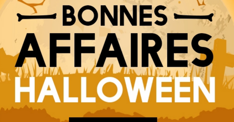 Catalogue Deguisetoi Halloween Bonnes affaires