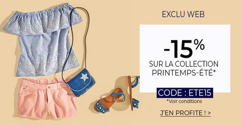 Catalogue DistriCenter Collection Printemps Eté -15%
