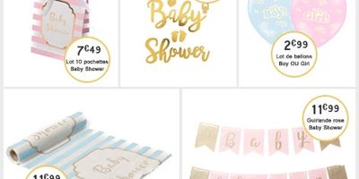 Catalogue Festi Baby Shower