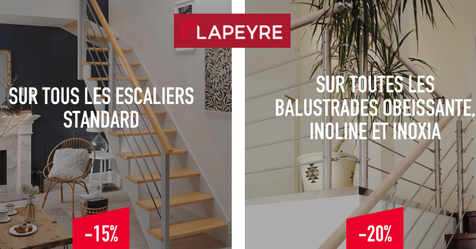 catalogue promo lapeyre