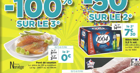 Catalogue Super Casino Semaine de fête de promos