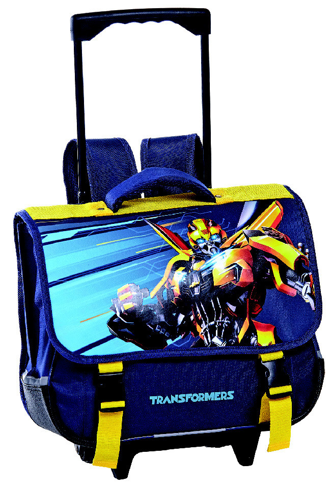 Cartable transformers roulettes pubeco casino