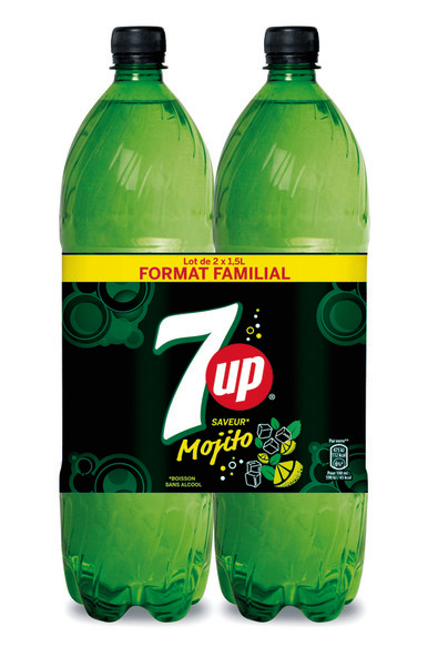 SEVEN UP seven-up