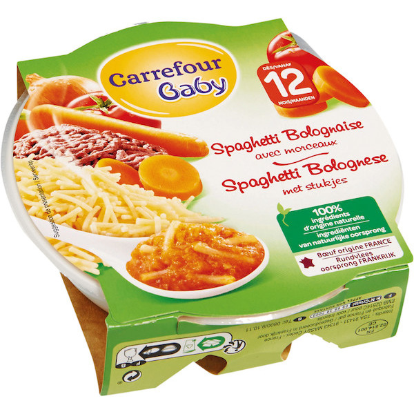 PLATS CARREFOUR BABY carrefour-baby