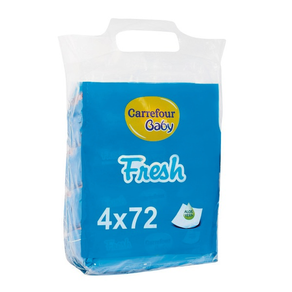 LINGETTES CARREFOUR BABY carrefour-baby