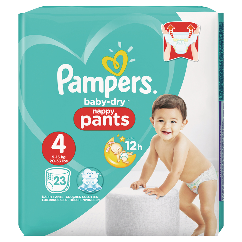 1er Pack pour respirants S/écheresse 1/ x Pampers Baby Dry taille 3 116/ couches Lot de